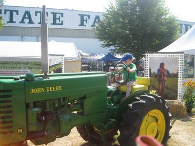 The Evergreen State Fair 2011