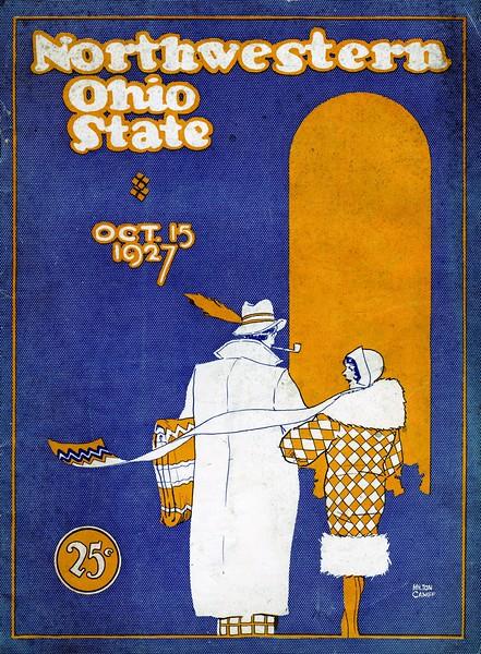 1927-10-15 Northwestern at Ohio State