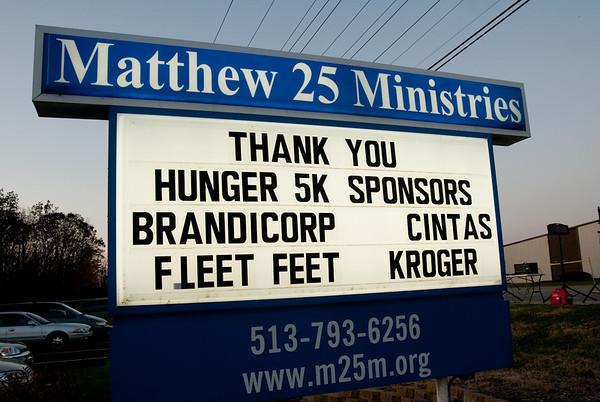 Matthew 25: 2009 RaceDay