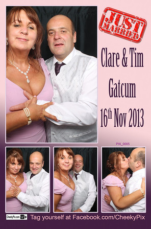 20131116 - Clare & Tim