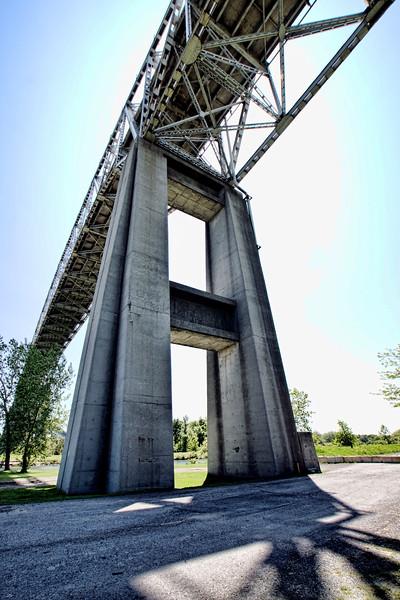 Seaway International Bridge, Cornwall Ontario Canada 09.06.04