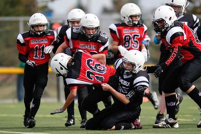 2016 PeeWee Raiders vs Falcons (Sep 18)