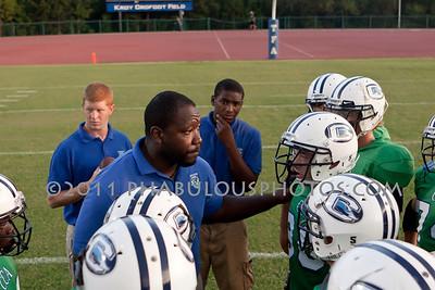 Varsity Football - 2011