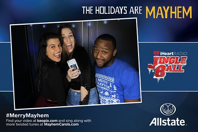 12.17.2016 - Allstate - Tampa iHeartRadio Jingle Ball