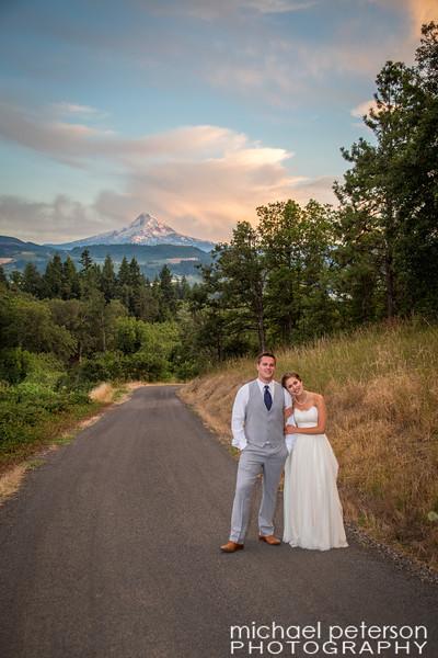 Natalie and Seth Wedding Day