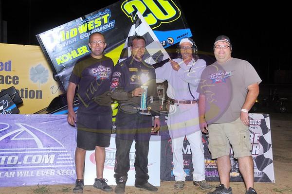 Princeton Speedway - Tabor Memorial - Sept 9, 2016