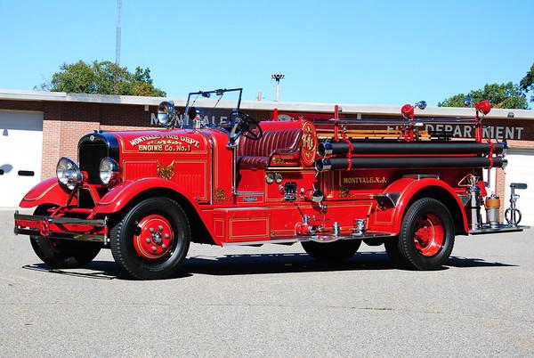 Montvale Fire Department