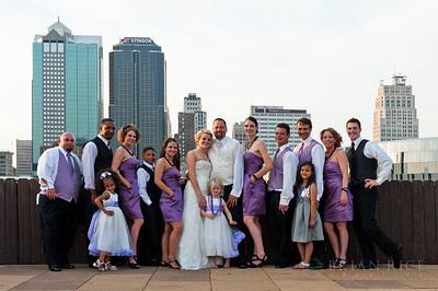 Mary and Brian, Wedding, May 26th, 2012