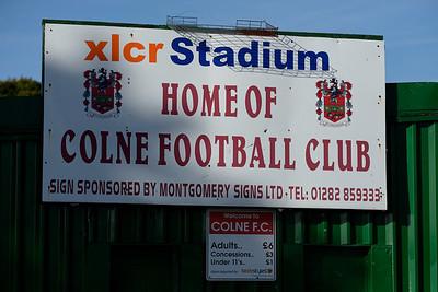 Colne FC (a) L 4-1