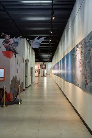2016 OGL Installation: Hans Christian Andersen Awards 50th Anniversary Exhibition