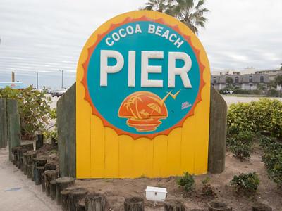 Cocoa Beach Pier 1/3/15