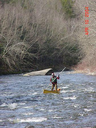 Shepaug River Cruise 2004.04.10
