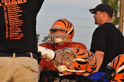KFL Jamboree 2012 Bengals v. Giants