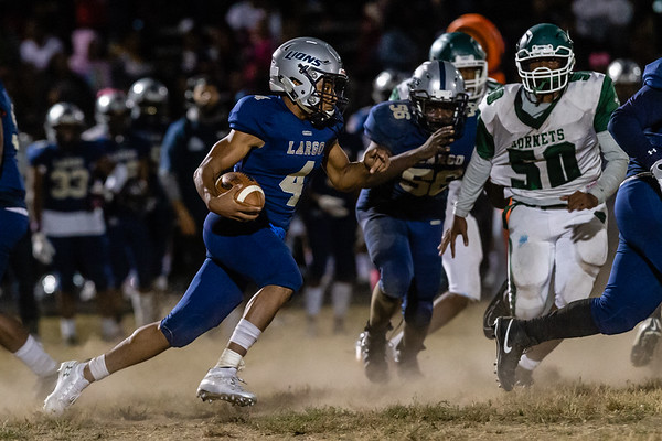 High School Football: Surrattsville vs. Largo