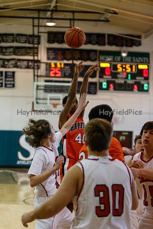Boys JV Basketball v St Stephen St Agnes 1/5/15