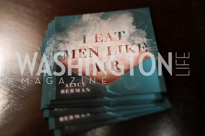 "Alice Berman ""I Eat Men Like Air"" Book Party | Tony Powell"