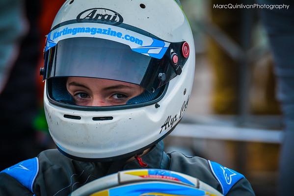 Tullyallen Karting Club - Round 8 2016 - Cork - Alyx Coby