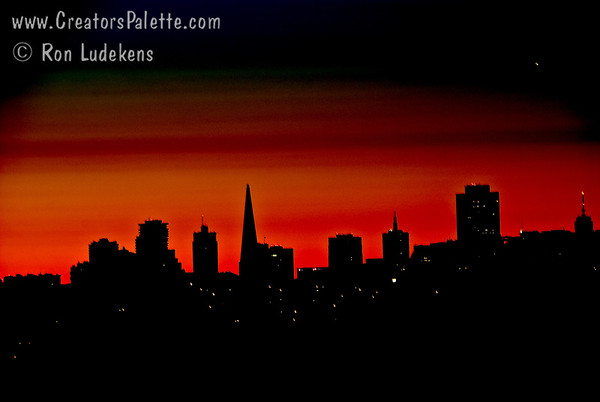 San Francisco Cityscapes - Images of S.F.