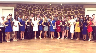 43rd Annual Poultry Festival Queen's Court festivities kickoff a busy month