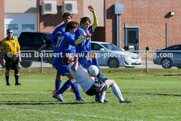 BVT Boys Varsity Soccer vs Assabet