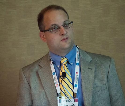 LAD Dissertation Prize: Clayton E. Myers