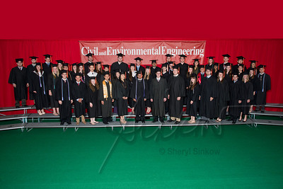 CEE Commencement 2013