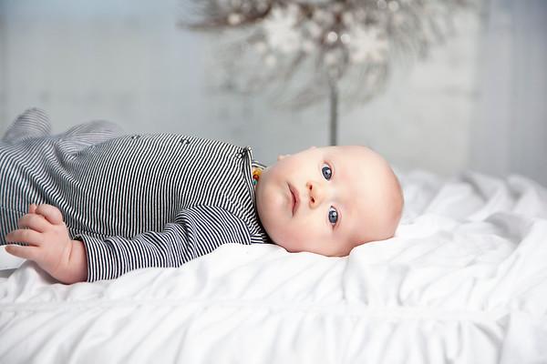 Toby Allan - 3 Months