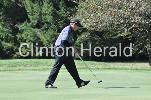 Mississippi Athletic Conf. golf tournament (9-14-13)