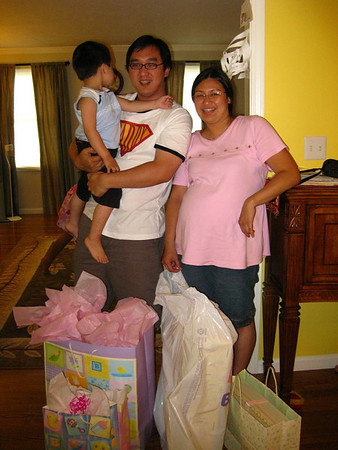 Kearsley Baby Shower (June 22nd '08)