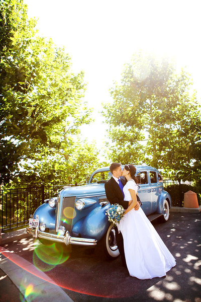 Wedding Day & Salt Lake Reception