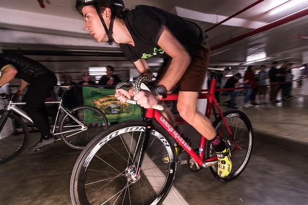 Crosshairs Garage Races 3-30-19