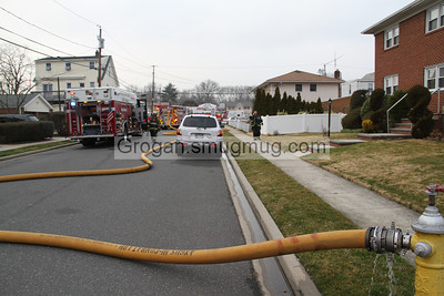 Stewart St House Fire 3/16/12