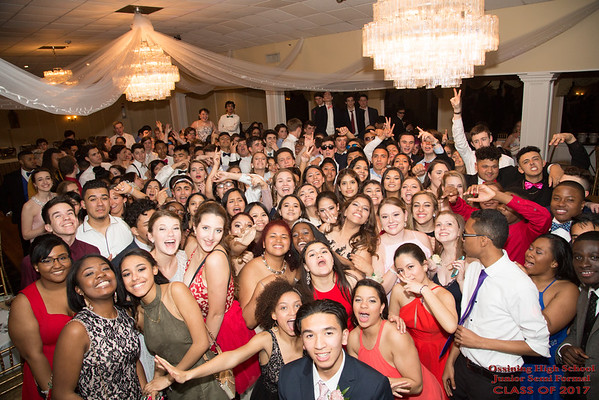 2016 Junior Semi Formal CLASS of 2017