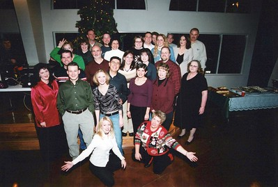 12-5-2003 CFI Finance & IT Dept. Holiday Party @ Harley