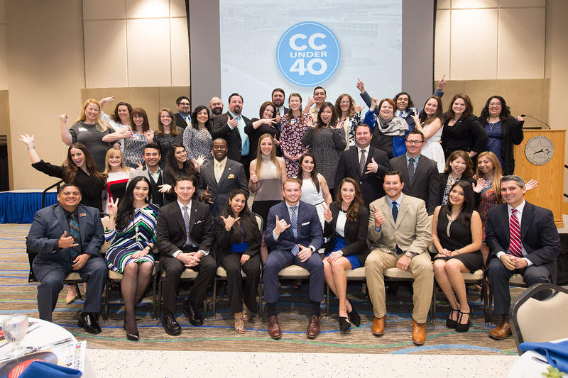Congratulations, CCU40 recipients!
