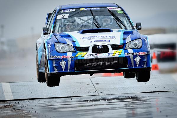 53éme Rallye du Touquet 2013