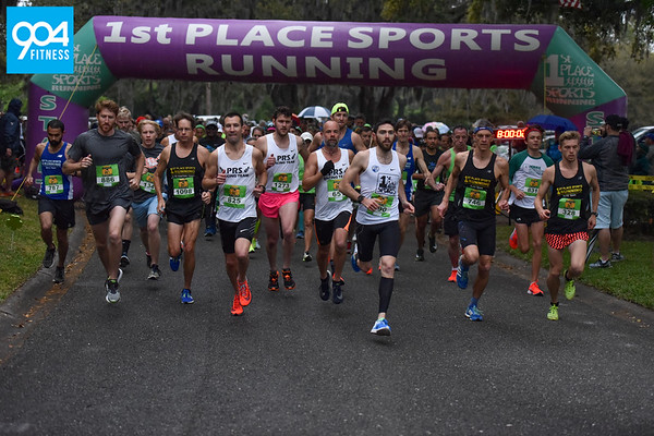 St. Paddy's Day Run 5k & 10K 2019