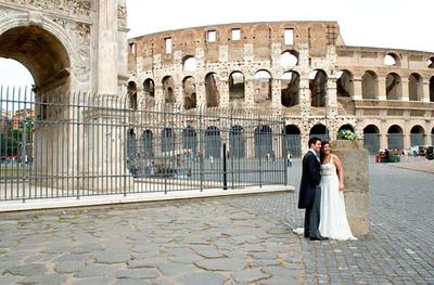 Wedding at Coloseo
