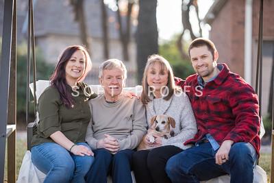 Gumm Family Portraits