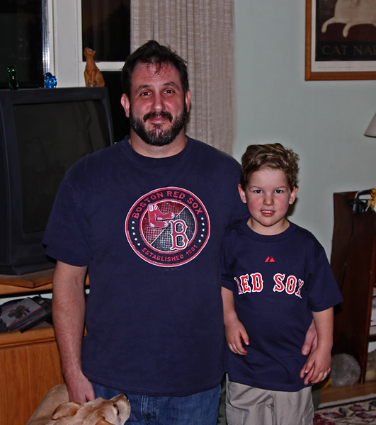 Brendon & Luke Nov. 2009