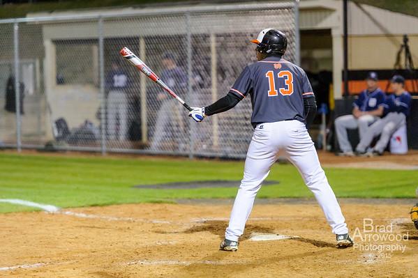 NDHS Baseball vs Watauga 2015