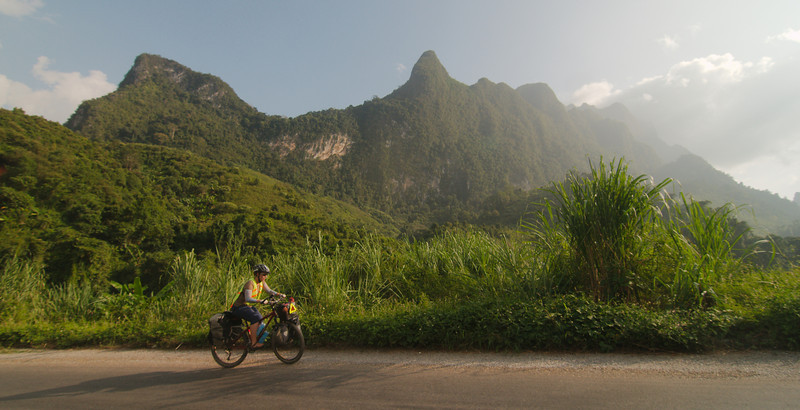 Luang Prabang to Vang Vieng