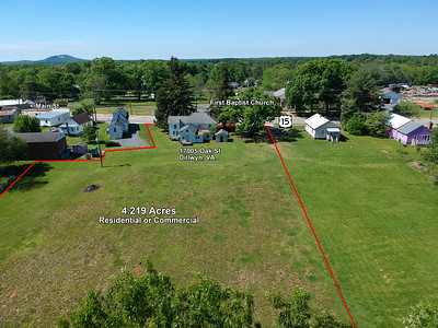 SOLD: 4.2 Acres on US-15