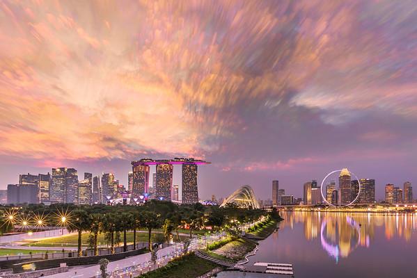Singapore TimeScapes