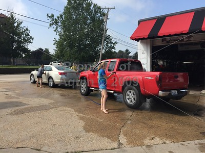 fill'er up carwash and lunch . 8.25.18