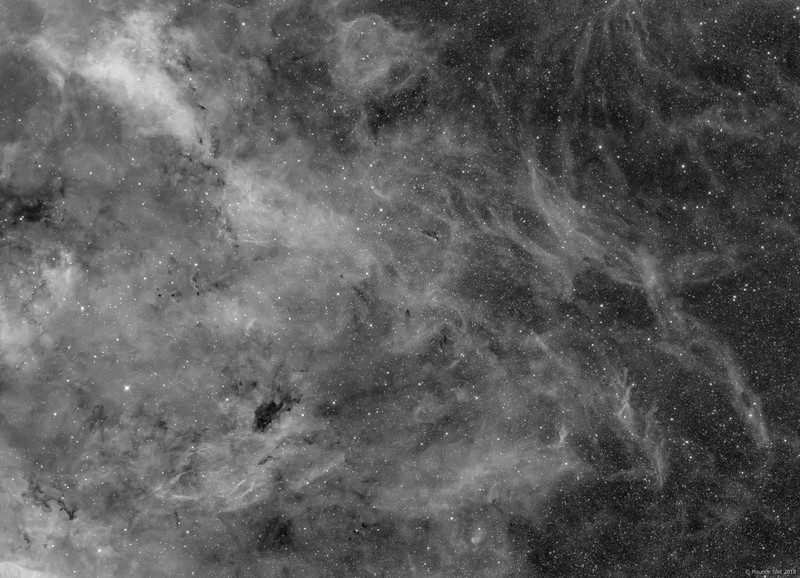 West of Sadr, IC 1311, B 343 - 344 and LDN 871 - 894