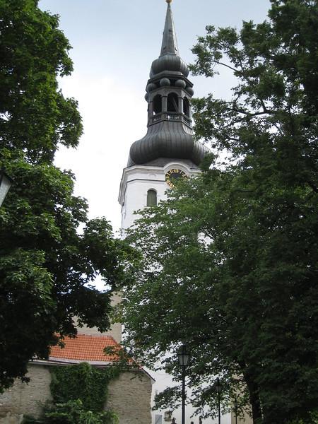 Cathedral of Saint Mary the Virgin, Tallinn