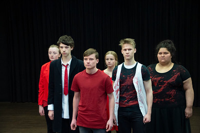 Feilding High School: Macbeth