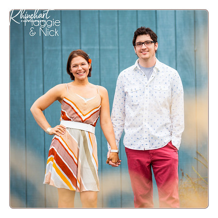 Maggie & Nick: Guestbook
