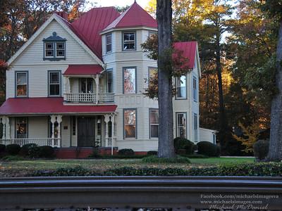 2013 Fall Colors at Ashland VA